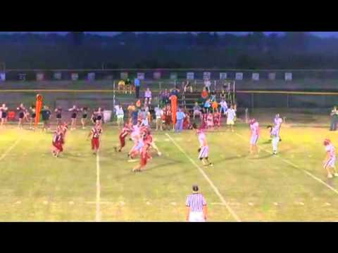 Tensas Academy's Dylan Hopkins 8 Man Football Highlight Film 2008-2011