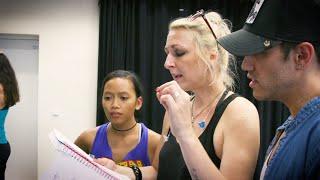 BEAT IT live! Behind The Scenes, Regisseurin Andreana Clemenz