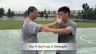 Video Tai chi secret movement - Use yi don't use strength download MP3, 3GP, MP4, WEBM, AVI, FLV November 2017