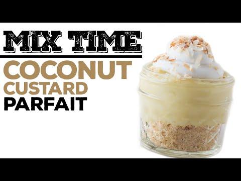 DIY eLiquid Recipe | MIX TIME | Coconut Custard Parfait | 70 / 30