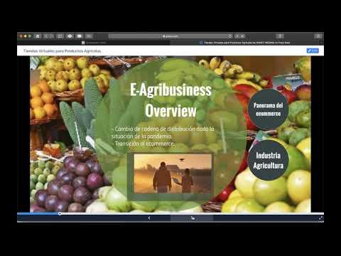 CARES | Mercadeo Digital Venta Online para Productos Agrícolas en línea