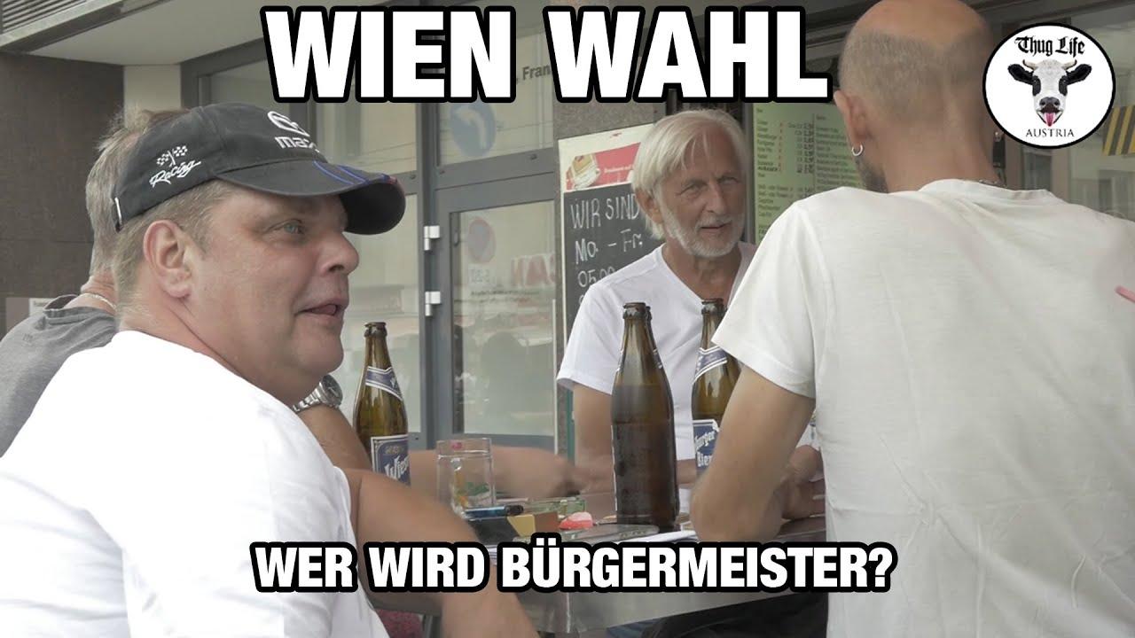 Bürgermeister - Wien Wahl  - HC Strache, SPÖ, ÖVP, Bierpartei - Floridsdorf