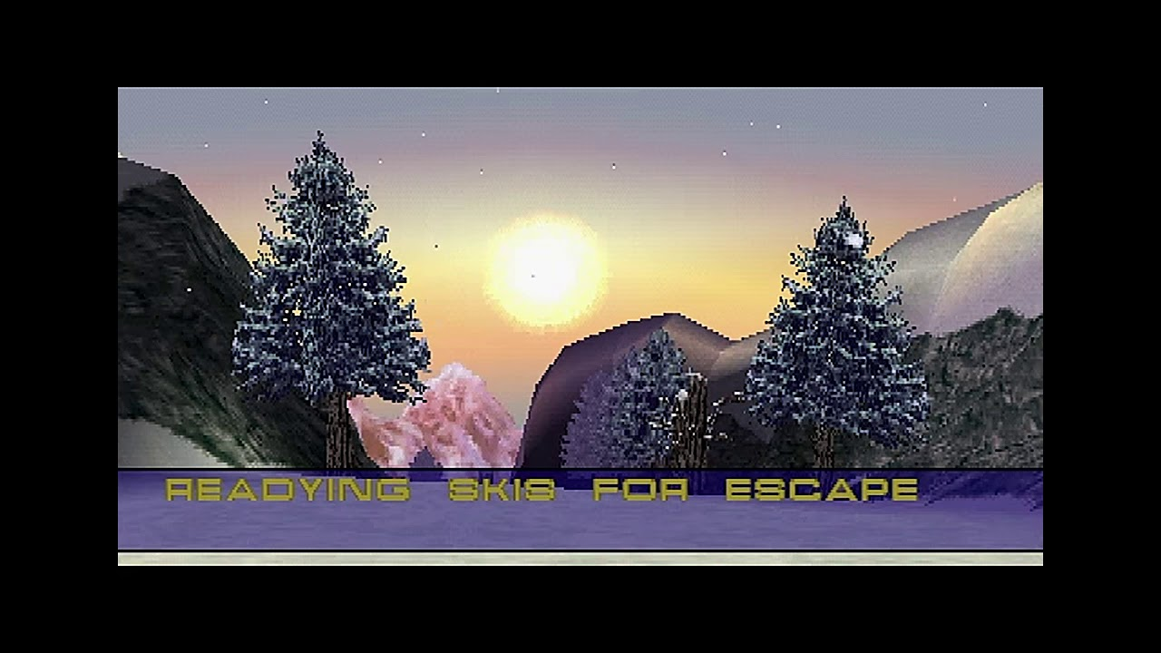 Download 007 tomorrow never dies (Snowboarding) part 3