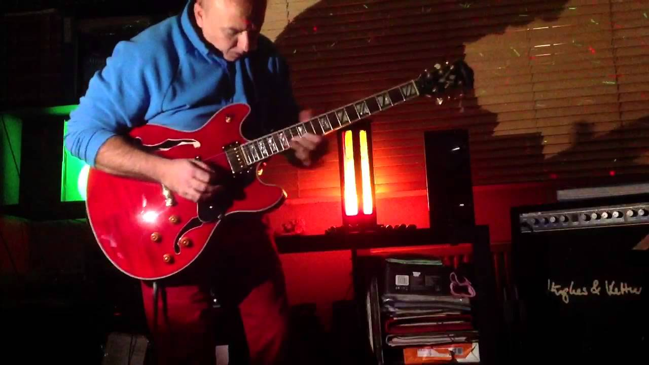 Washburn Hb35 Improvisacion Youtube