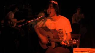 The Dodos - Red And Purple / Eyelids - 2/28/2008 - Cafe Du Nord