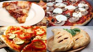 Тесто для пиццы.Домашний, Пошаговый Рецепт