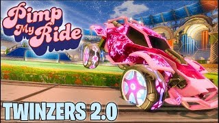 PIMP MY ROCKET LEAGUE RIDE - TWINZER 2.0