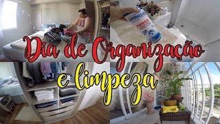 EP324 DIA DE ORGANIZAÇÃO E LIMPEZA #donadecasa #lifestyle