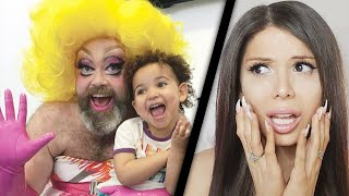 Reacting To DISTURBING LGBT Lesson For Kids.. wtf