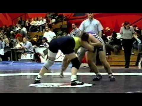 2004 CIS Championships: 48 kg Laura Skopelianos vs. Lisa Lamour