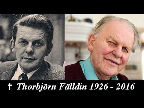Thorbjörn Fälldin död vid 90 års ålder RIP