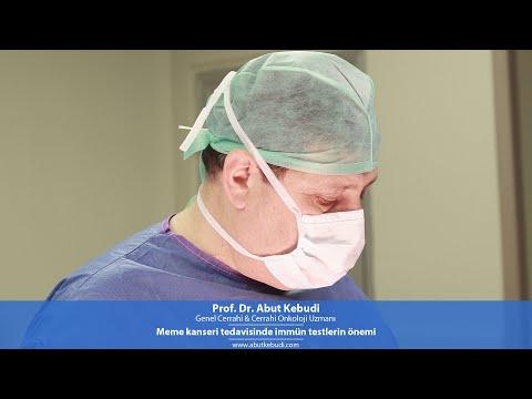 Meme kanseri tedavisinde immün testlerin önemi - Prof. Dr. Abut Kebudi