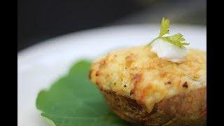 Creamy Twice-Baked Potatoes