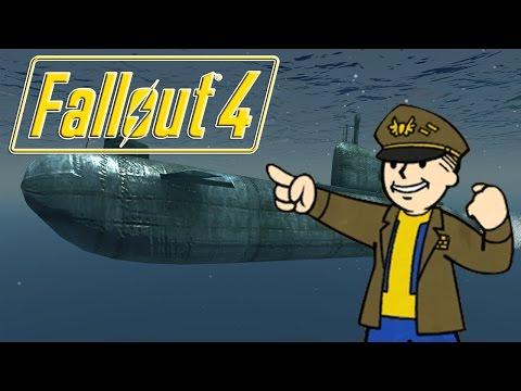 Nuclear Submarine Yangtze - Fallout 4