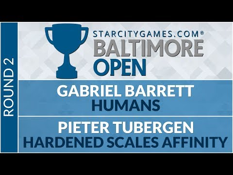 SCGBALT: Round 2 - Gabriel Barrett vs Pieter Tubergen [Modern]