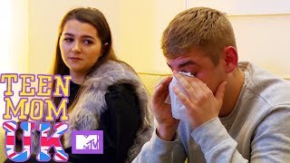 Ep #7 EXCLUSIVE: Jordan Opens Up About His Mental Health In Counselling | Teen Mom UK 5
