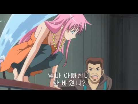 [투러브트러블] 수영할땐 옷을벗고 해야됩니다 [후방주의][HD][한글자막]
