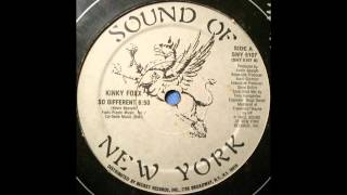 Kinky Foxx - So Different