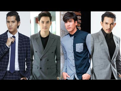 Top 10 Popular Thai Actors and Their Height 2017