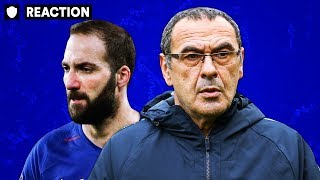 WHAT DOES SARRI NEED TO CHANGE AT CHELSEA? ft CHELSEA RORY