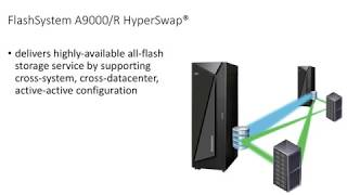 IBM FlashSystem A9000/R  HyperSwap Live Migration with VMware SRM