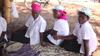 Dangarandove Community Garden – Women making a difference