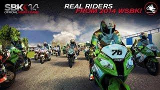 Superbike World Championship 2014 Universal GamePlay (SBK14)