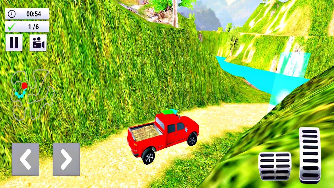 Driving Simulators - Pickup Truck - Car Driving Games - Android ios Gameplay