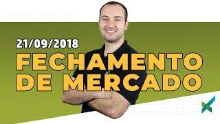 Fechamento de Mercado Leandro Martins! Análise do Call de Fechamento 21.09.18