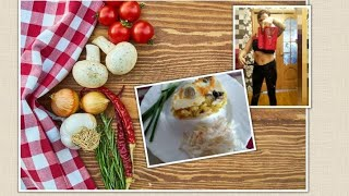 Меню для похудения 143. Правильное питание.  Готовим вместе салат из сельдерея и яблока.