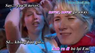 Say You'll Never   Lian Ross _ KaraOke Beat song ngữ Anh - Việt