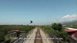 鐵道旅行 回顧與展望 - 01 - 南迴鐵路 後方展望 ( Going Back Home Again by Jon Mark)