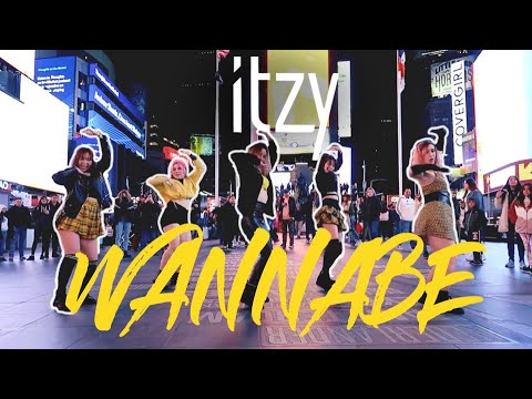 [KPOP IN PUBLIC NYC] ITZY (있지) – WANNABE | Dance Cover by CDC