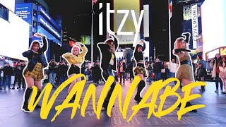 [KPOP IN PUBLIC NYC] ITZY (있지) - WANNABE | Dance Cover by CDC