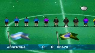 Striker - World Cup Special 3DO Gameplay