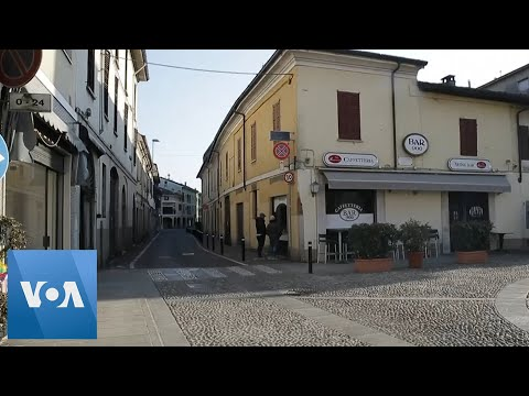 Codogno Like Ghost Town After Coronavirus Outbreak Hits Italy