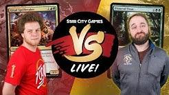 VS Live!   Gruul Midrange VS Selesnya Titan   Modern   Match 3