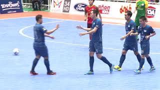 ไฮไลท์ AFF FUTSAL CUP 2019 พีทีที บลูเวฟ ชลบุรี 9-1 ซานนาเทค + พิธีมอบแชมป์