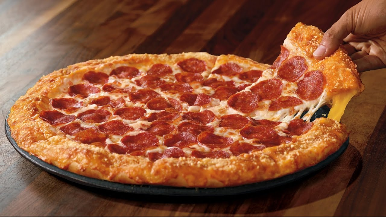 Pizza Hut Grilled Chee...