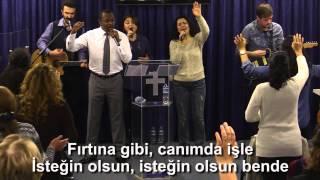 I Surrender (Hillsong) - Teslim Oldum (Nehir Kilisesi)