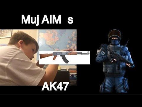 Jaký mám AIM S AK47?! | critical ops|