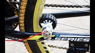 How To Make Electric Bike - DIY Best Bike