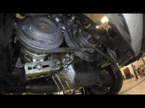 M20 Timing Belt Change - YouTube