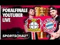 DFB-Pokal-Finale: Leverkusen gegen Bayern München, Re-live mit den Brotatos | Sportschau