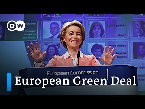 New EU Commissioners