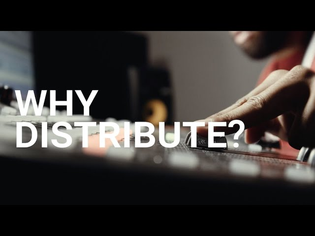 TuneCore Artist Advice - Why Distribute Your Music?