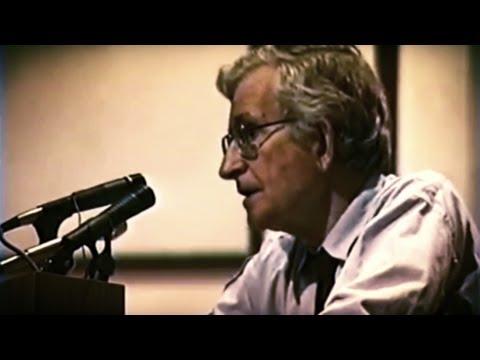 Noam Chomsky - Consumerism