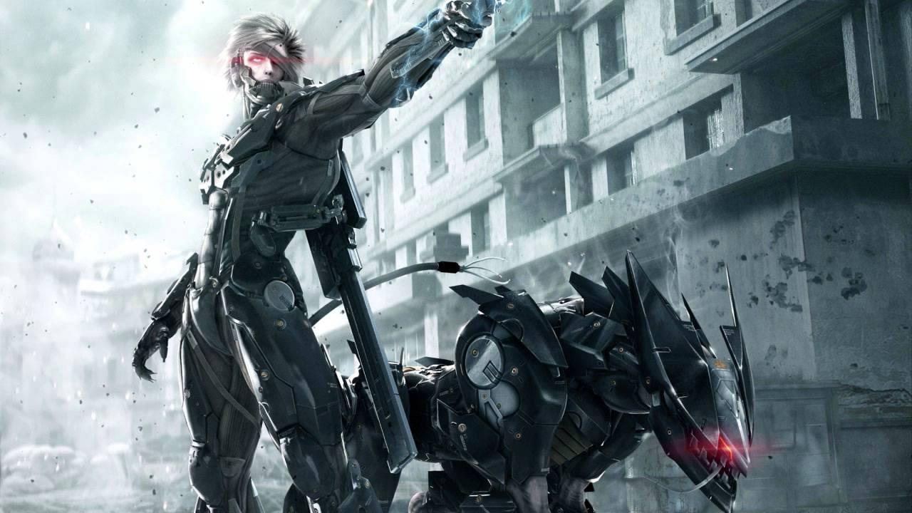 Metal Gear Rising: Revengeance Vocal Tracks - Red Sun [Instrumental]