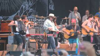 Mumford & Sons - Amazing Grace(Full HD w/ Good Audio)(Live@Bonnaroo2011)