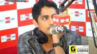 BIG Music Parade with Actor Siddharth
